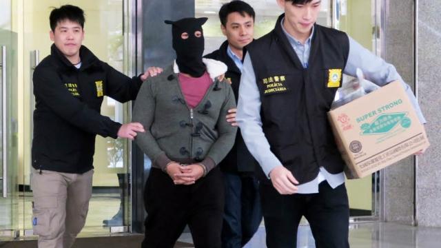 名門世家燒車案 收二萬報酬縱火 司警拘涉案港青