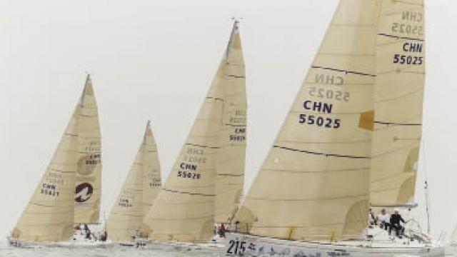 粵港澳大灣區盃暨澳門盃國際帆船賽開鑼