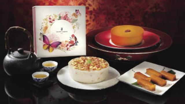 萬豪酒店及麗思卡爾頓酒店 與您歡度華麗豐足農曆新年