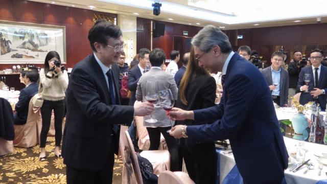 薛曉峰向新聞界提四點希望