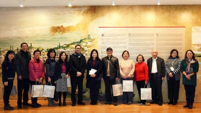 藝博館鼓勵堅持學習 十長者獲紀念品嘉許