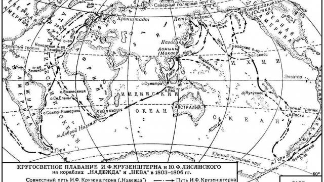 俄國首次環球航海帶起澳門熱之二