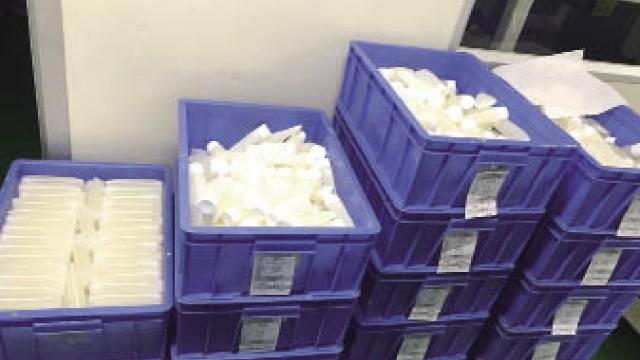 兩本地藥廠准投產 製消毒用品緩需求