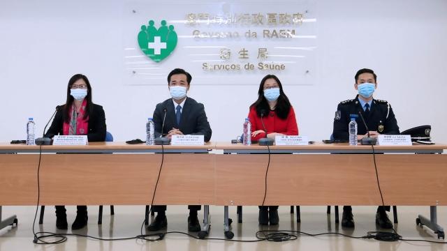 政府今恢復基本服務 市民進入須申報健康 強調非等同疫情完結 籲莫鬆懈免前功盡廢