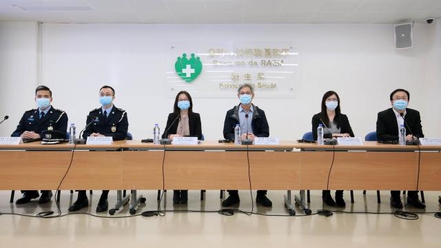 政府評估各行業風險 制定重開時防疫指引