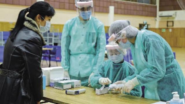 發病前兩日已具傳染性 患者尿液中分離出病毒