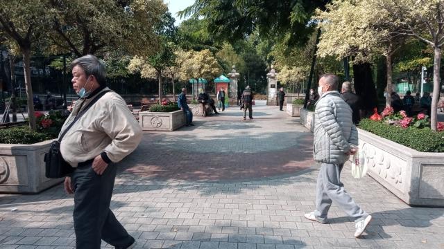開放公園平衡市民需要 政府籲疫情未過少聚集