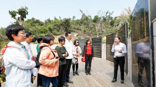 澳赴中珠考察交流 加強區域旅遊合作