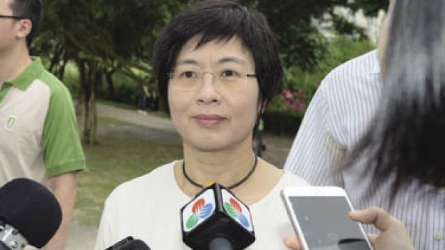 澳門回歸二十周年紀念系列專題行政法務司司長皆姓陳