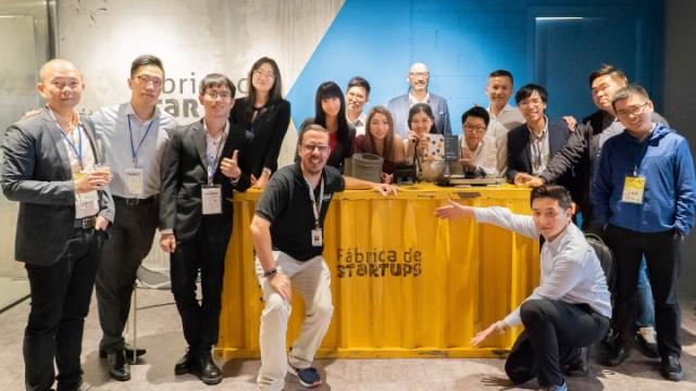 澳青創企業赴巴西 進行交流探討合作