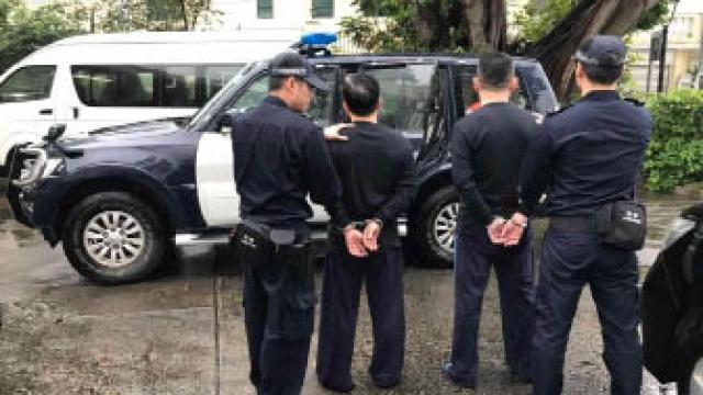 珠澳聯手搗破偷渡活動 截蛇頭非法入境者八人