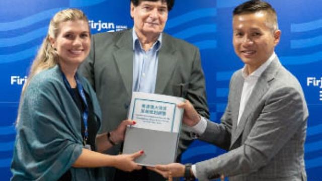 經濟局組團訪巴西 促進青創交流合作