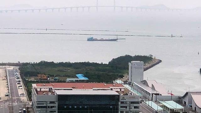 船舶管理中心海運大樓 選址新城E1區沿岸建