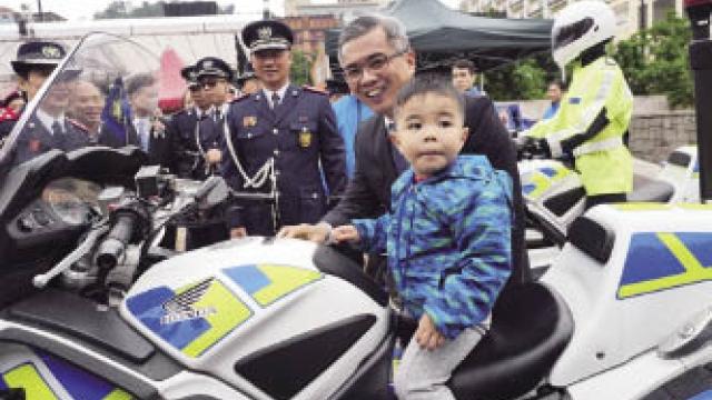 警民同樂日反應熱烈 服務理念將推新台階