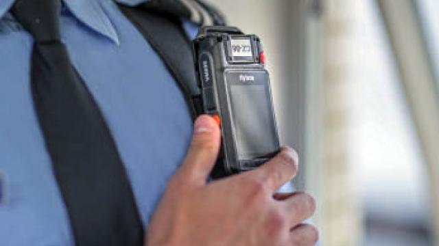 警添置三百隨身攝錄機 多個前線部門次季使用