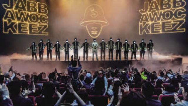 風靡全球街舞組合面具舞團 美獅美高梅震撼登場獲讚譽