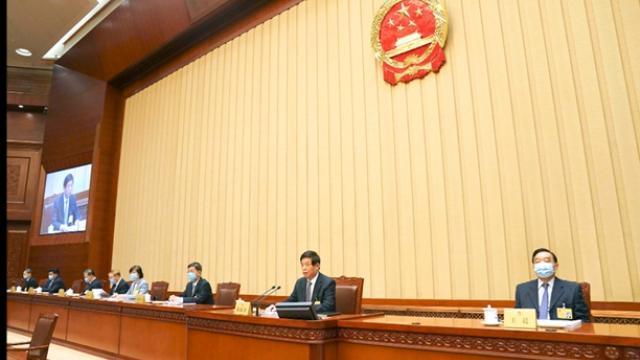 十三屆全國人大常委會第十七次會議在京閉幕