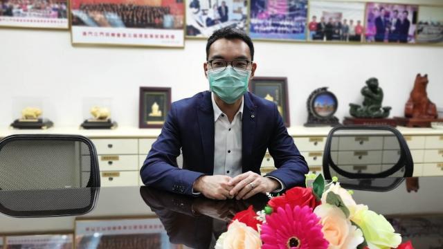 夏俊英冀政府加大對中小企業援助