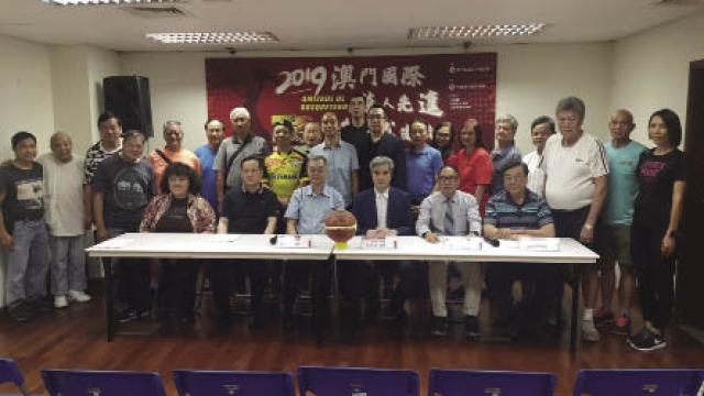 澳門國際華人先進籃球賽五月初舉行