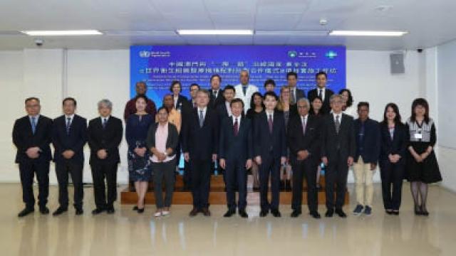 澳門與東帝汶醫院 開展配對合作計劃
