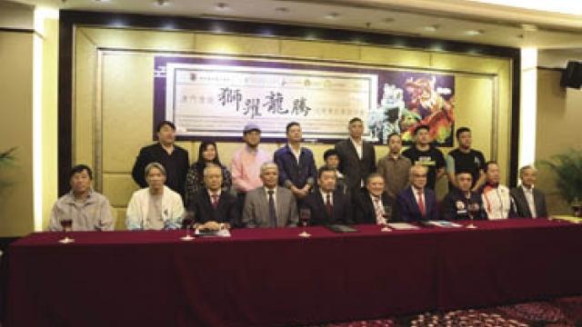 獅躍龍騰迎雙慶下周五揭幕