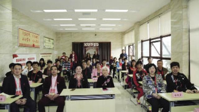 社會服務中心赴韶山國情教育