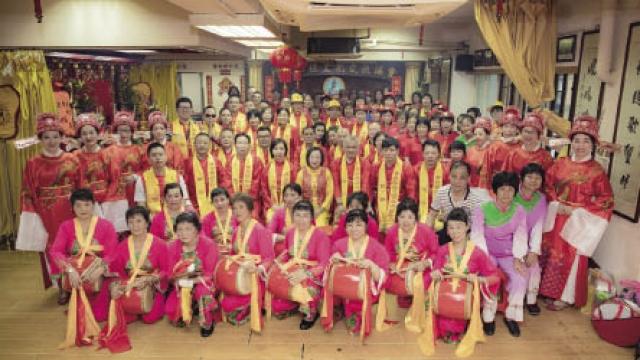 神州媽祖文化交流協會賀誕祈福