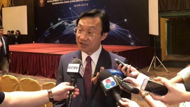 譚司出席緬華大會 促進兩地人民交往