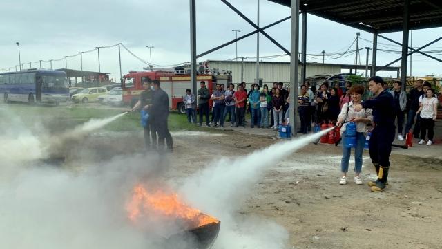 酒店消防培訓課程 加強人員安全知識