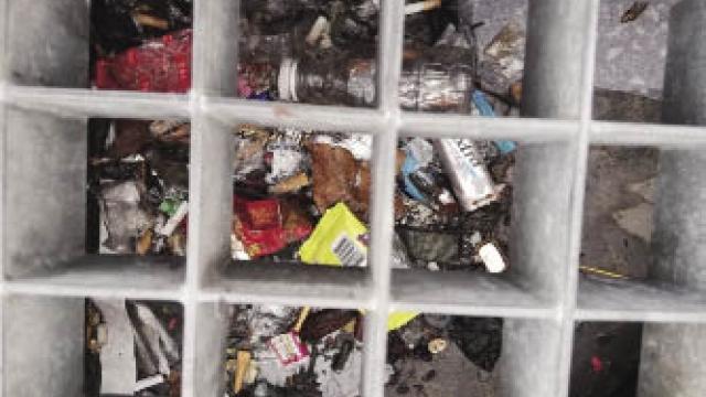 陳溥森促清理管線井下暗積垃圾
