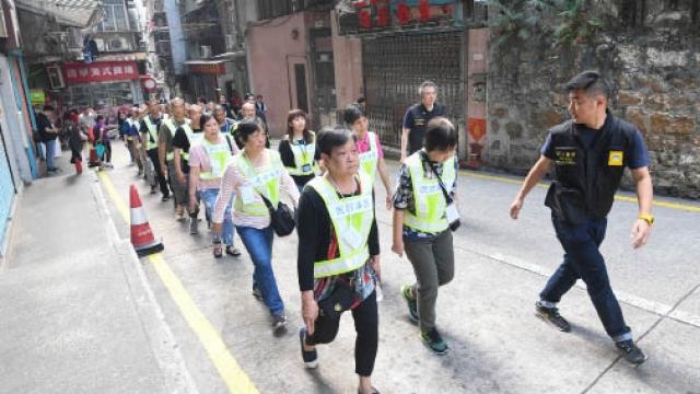 颱風演習報名人數少 呼籲市民參與增默契