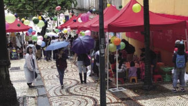 首屆「綻放生命」復活節嘉年華 婆仔屋舉行推廣基督教藝術文化