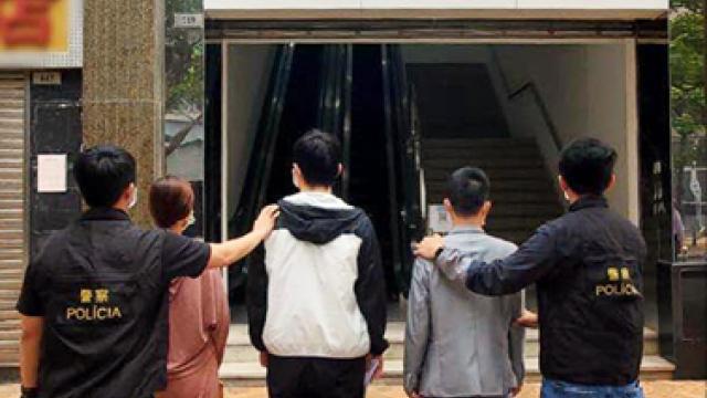 三男女賭敗逾期留澳_持假入境申報表被捕