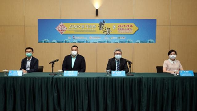 下月國際龍舟賽繼續因疫情不邀外隊參加