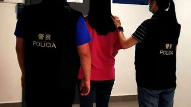 兩本澳女拾遺不報_掠手機及銀包被捕