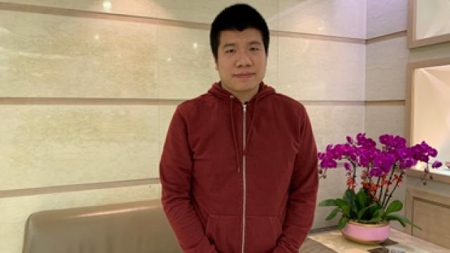 劉嘉翀:創新思維協同發展好橫琴