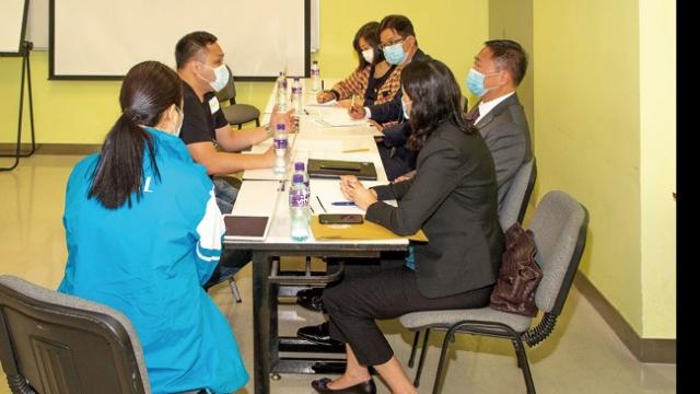 完成娛樂場保安課程二十五人獲企業聘用