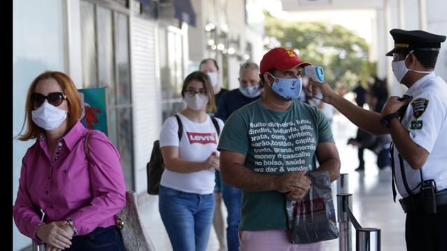 巴西何以成為疫情新「震中」