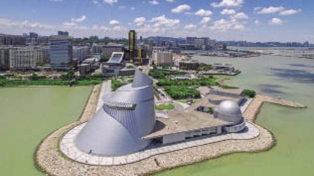 建築大師貝聿銘去世 澳科學館表哀悼緬懷