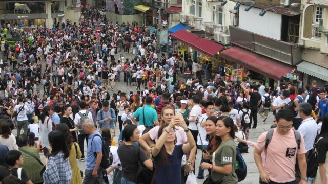 業界促請打擊非法導遊 旅局建溝通渠道助執法