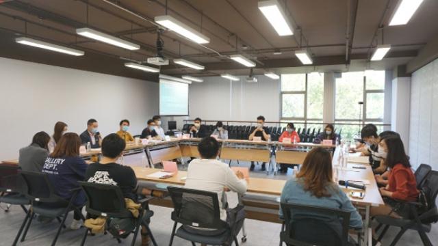 民青會組青年關心施政建言獻策