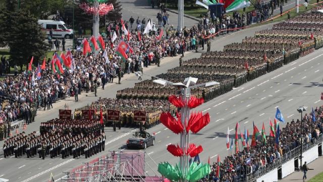 涉俄二戰「歷史敘事」之爭再起