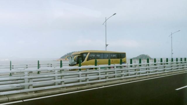 澳爭取更多車輛 使用大橋港口岸