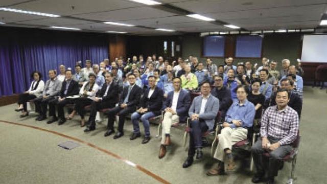 澳電近百六電工獲A級專業註冊證