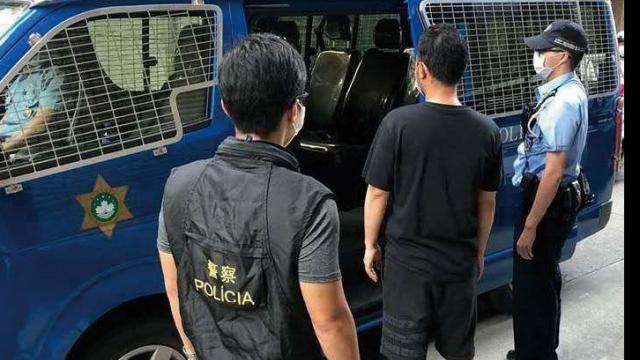 """當街向女途人""""露械""""警拘捕尼泊爾保安"""