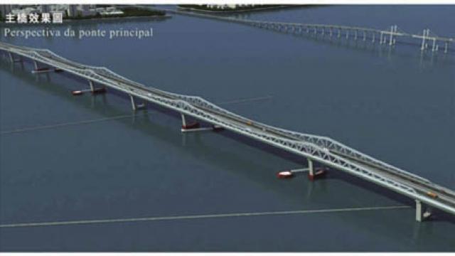 第四澳氹跨海大橋 七公司簽資格投標