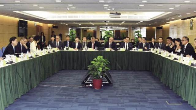 粵港澳三地警方會議 商打擊跨境經濟犯罪