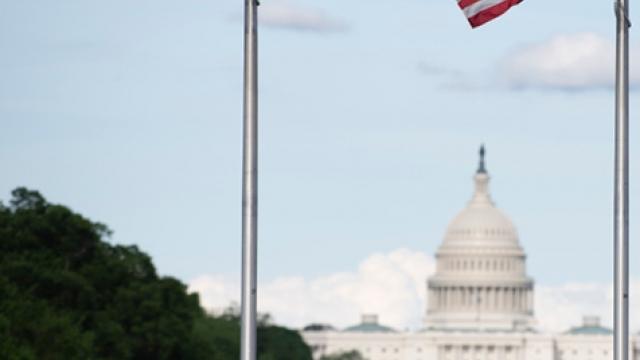 美國首都華盛頓宣佈解封計劃