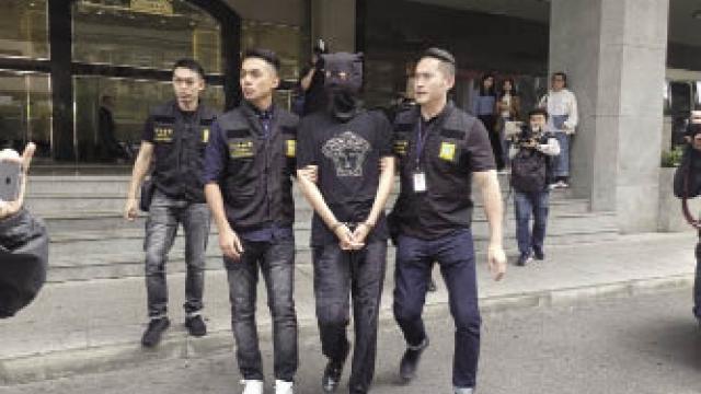 被海關押運逃脫男「人蛇」 匿酒店數天遭司警拘捕 怕公安行政拘留變「逃犯」