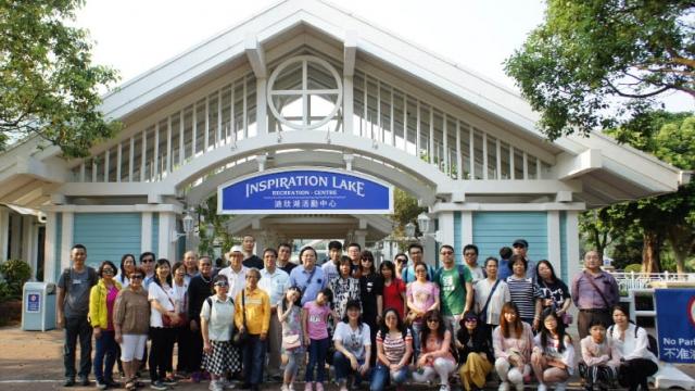 記協組會員赴香港大嶼山一天遊